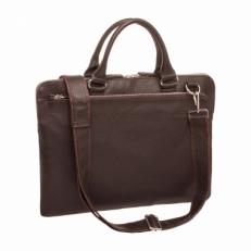 Деловая сумка Albert Brown кожаная