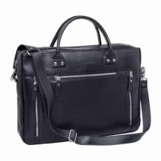 Деловая сумка Barossa Black мужская