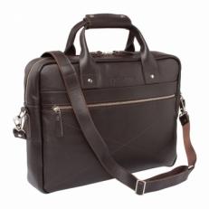Деловая сумка Bartley Brown кожаная