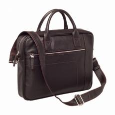 Деловая сумка Baxter Brown кожаная