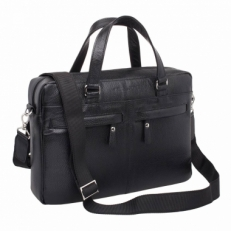Деловая сумка Bedford Black мужская