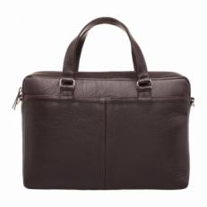 Деловая сумка Bedford Brown кожаная фото-2