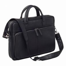 Мужская деловая сумка Elberton Black