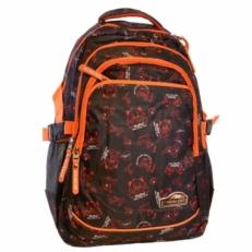 Мягкий рюкзак 2431 оранжевый