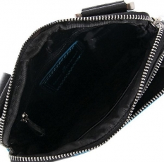 Мужская сумка Dor. Flinger 3481 черная фото-2
