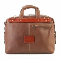 Дорожная сумка Travis коричневая