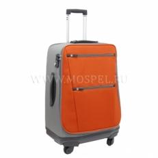 Чемодан на колесах 63195 14 orange