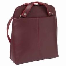 Сумка-рюкзак трансформер Eden Burgundy