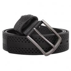 Мужской кожаный ремень Exmoor Black
