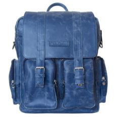 Мужской сумка-рюкзак Фиорентино синий