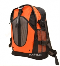 Спортивный рюкзак 60066 оранжевый