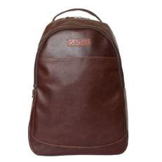 Большой рюкзак Фальтона темно-терракотовый