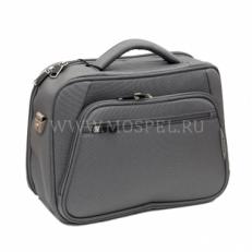 Бьюти-кейс на чемодан 63104 серый