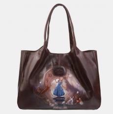 Женская сумка «Полет в зазеркалье»