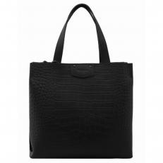 Женская сумка из кожи под крокодила 2019831B
