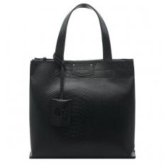 Женская сумка из черной кожи 2019831B