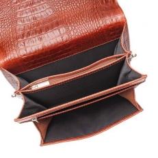 Портфель Gilbert Redwood Caiman фото-2