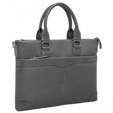 Мужская деловая кожаная сумка Gilroy