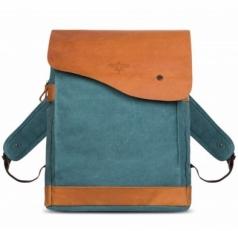 """Текстильный рюкзак """"Финикс"""" голубой"""