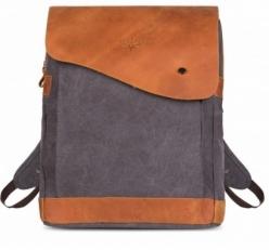 """Текстильный рюкзак """"Финикс"""" серый"""