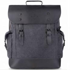 """Тканевый рюкзак """"Гонконг"""" черный"""