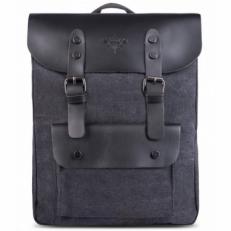 """Небольшой рюкзак """"Грог 10"""" черный"""