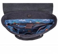 """Небольшой рюкзак """"Грог 10"""" черный фото-2"""