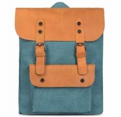"""Небольшой рюкзак """"Грог 10"""" голубой"""