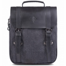 """Текстильный рюкзак """"Винтер Пак 18"""" черный"""