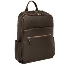 Кожаный городской рюкзак Goslet