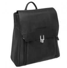 Рюкзак кожаный женский Grayle Black