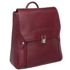 Рюкзак кожаный женский Grayle Burgundy