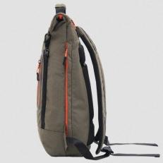 Городской рюкзак цвета хаки Balthazar AUD01 фото-2