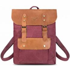 """Небольшой рюкзак """"Грог 10"""" бордовый"""