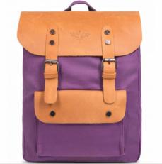 """Городской рюкзачок """"Грог 10"""" пурпурный"""