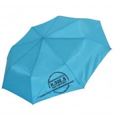 """Зонт женский H.Due.O """"Rain"""" бирюзовый"""
