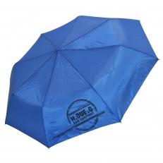 """Зонт женский H.Due.O """"Rain"""" голубой"""