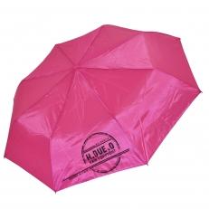 """Зонт женский H.Due.O """"Rain"""" розовый"""