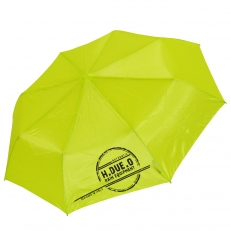 """Зонт женский H.Due.O """"Rain"""" желтый"""