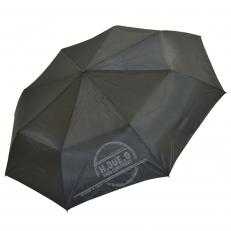 """Зонт женский H.Due.O """"Rain"""" черный"""