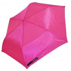 Легкий зонт H.Due.O розовый