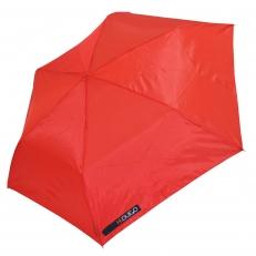 Легкий зонт H.Due.O красный