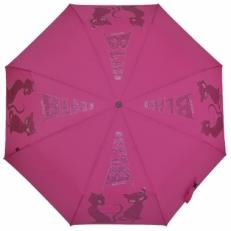 Женский зонт H.156-1 розовый