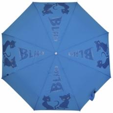 Женский зонт H.156-2 голубой
