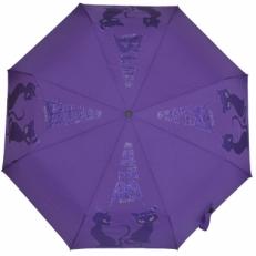 Женский зонт H.156-4 сиреневый