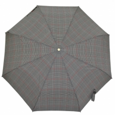 Облегченный зонт H.204-1 в клетку