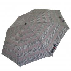 Зонт автомат H.204-6 в клетку