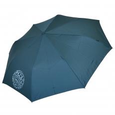 Женский зонтик H.Due.O бирюзовый