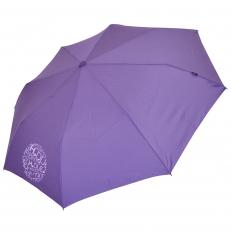 Женский зонтик H.Due.O сиреневый