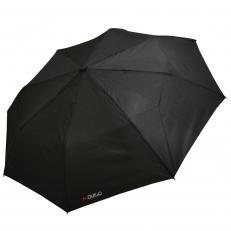 Женский зонтик H.Due.O черный